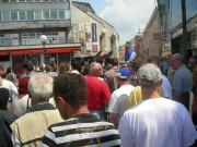 Протест у Бања Луци, 26.8.2008