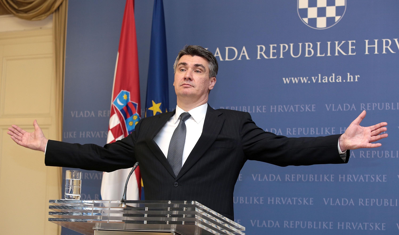 Зоран Грбић: Милановић, успон Хрватске ка цивилизованој држави
