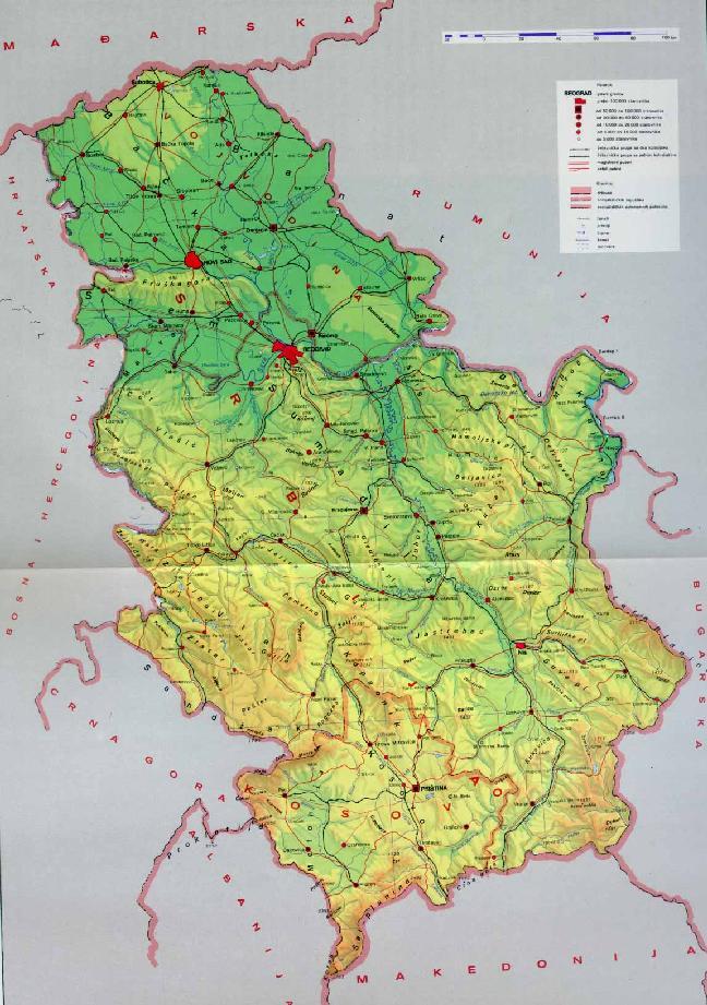 Nista Od Regionalizacije Srbije